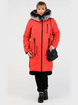 Пальто красное | 3750800
