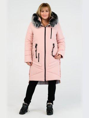 Пальто розовое | 3750802
