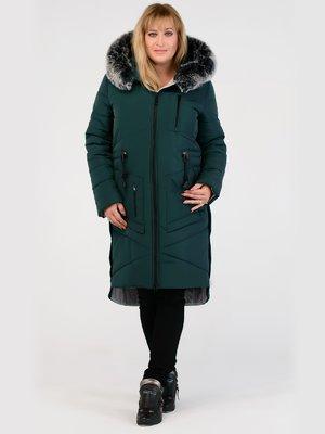Пальто зеленое | 3750803