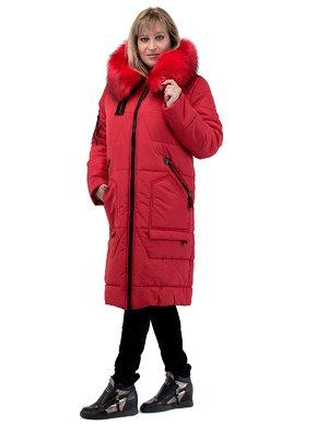 Пальто красное | 3750834