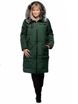 Пальто зеленое | 3750838