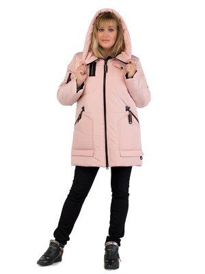 Пальто розовое | 3750845