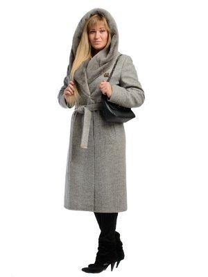 Пальто серое | 3750858