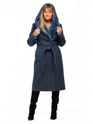Пальто синее | 3750861