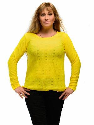 Джемпер желтый | 3750875