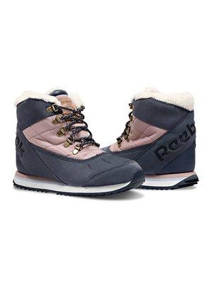 Ботинки сине-розовые | 3694749