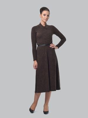 Платье коричневое | 3773403