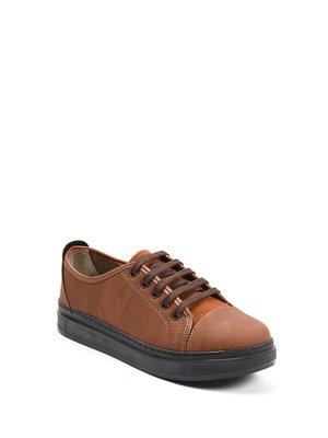 Кеды коричневые | 3773214