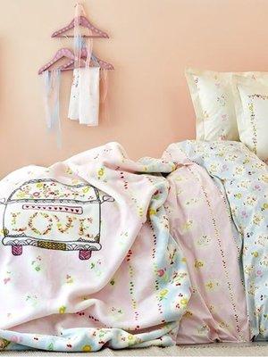 Комплект постельного белья подростковый | 3775482