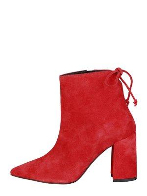 Ботинки красные | 3773741