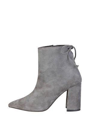 Ботинки серые | 3773744