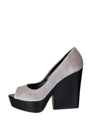 Туфли серые | 3773897