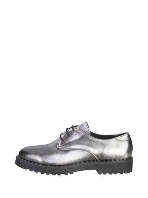 Туфли серебристые | 3773944