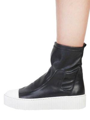 Ботинки черные | 3773965