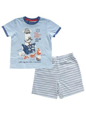 Піжама: футболка і шорти | 3403831