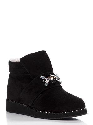 Ботинки черные | 3773508