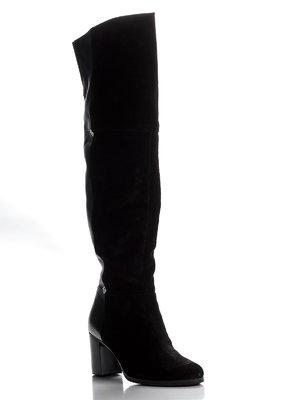 Ботфорти чорні | 3773513