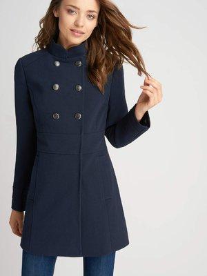 Пальто темно-синее | 3577036