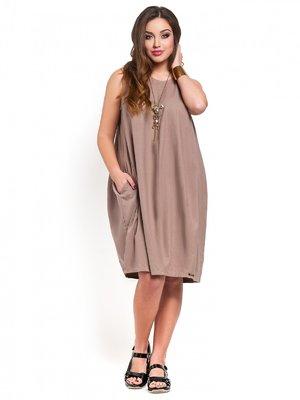 Сукня бежева | 3778381