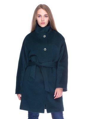 Пальто зеленое | 3652763