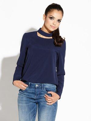 Блуза синяя | 3779837