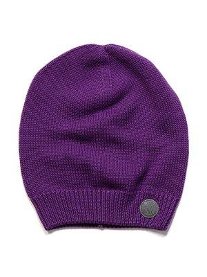 Шапка фиолетовая | 3769905