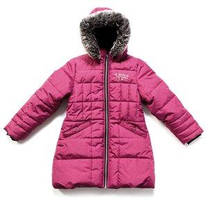 Пальто малинового кольору | 3770145