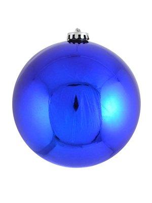 Куля синя з перламутром (15 см) | 3782812