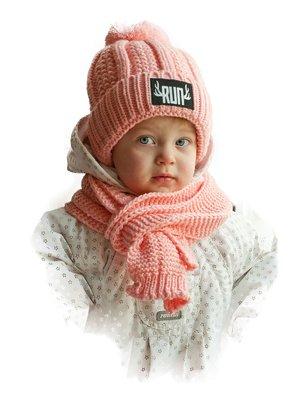 Комплект: шапка та шарф   3765518