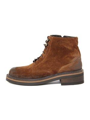 Черевики коричневі | 3787054
