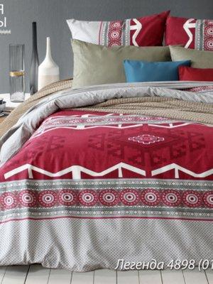 Комплект постельного белья полуторный | 3786315