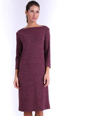 Платье бордовое | 3788011