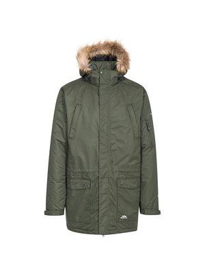 Куртка кольору хакі | 3785151