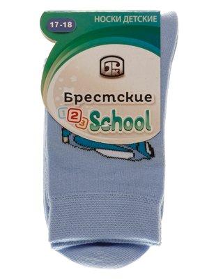 Носки голубые | 3750572