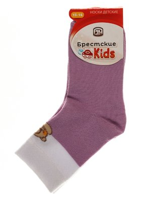 Носки сиреневые | 3750555