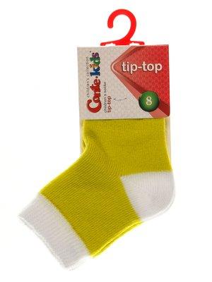 Шкарпетки лимонного кольору   3750263