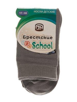 Шкарпетки сірі | 3750574