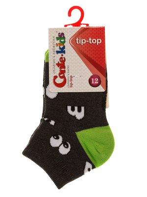 Шкарпетки сірі | 3750242
