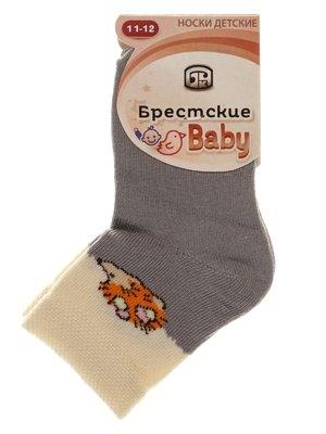 Шкарпетки сірі | 3750527