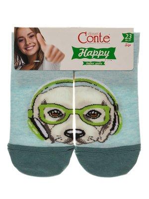 Шкарпетки бірюзові | 3749958