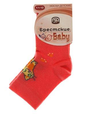 Шкарпетки персикового кольору | 3750518