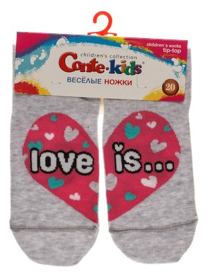 Шкарпетки сірі | 3750396