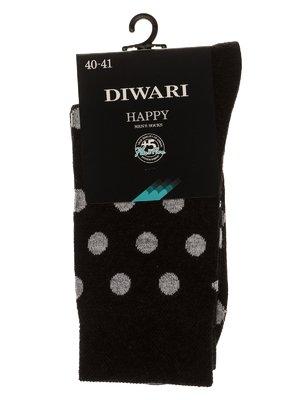 Шкарпетки чорно-сірі | 3749990