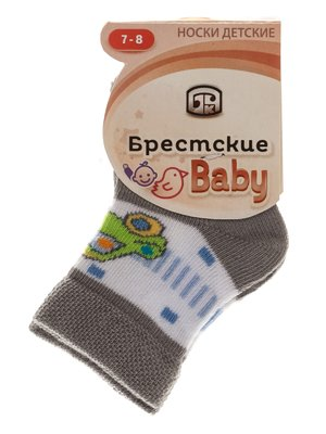 Шкарпетки сірі | 3750513