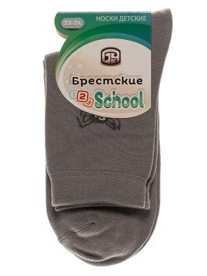Шкарпетки сірі | 3750613
