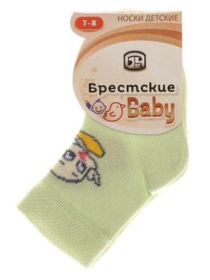 Шкарпетки м'ятного кольору | 3750506