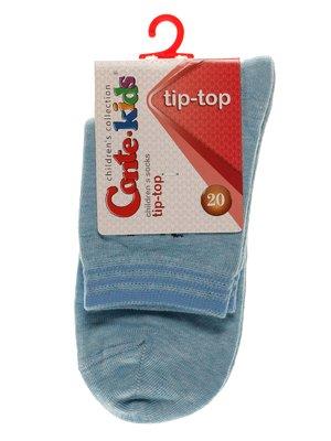 Носки голубые | 3750257