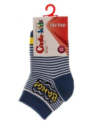 Шкарпетки сині | 3750238