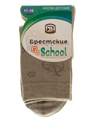 Шкарпетки бежеві | 3750577