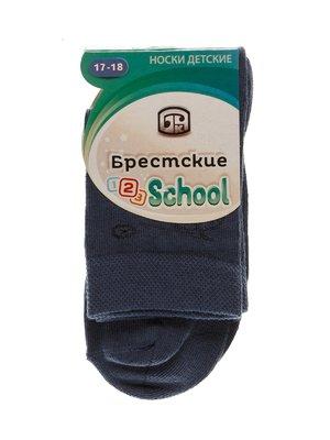 Шкарпетки джинсового кольору | 3750576